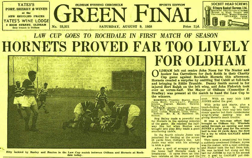 1958 Headline